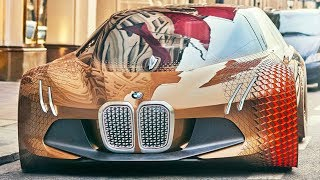 Top 5 Mind Blowing Car Concepts Of The Future