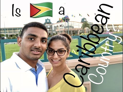 Is GUYANA Part of the CARIBBEAN? 5 REASONs why i say YES! GUY is CARIBBEAN!