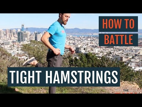 Running Injuries | How to Battle Tight Hamstrings!