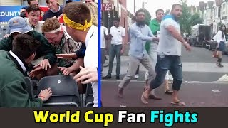 World Cup Fans Controversies and Issues in Stadiums