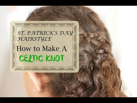 How to Make a Celtic Knot| St. Patrick's Day