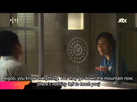 Secret Love Affair 밀회 Script: Episode16 - Visiting Hours [Eng Subs] 1/2