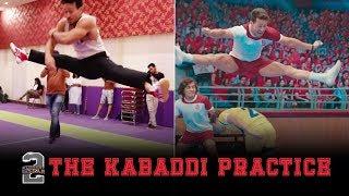 SOTY2 | The Kabaddi practice | Tiger Shroff | Aditya Seal | Punit Malhotra