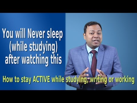 How to Stay ACTIVE while Studying or Working