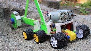 Bucket Wheel - How to make a Bucket Wheel Excavator