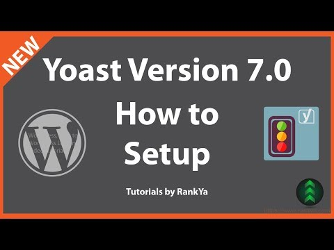 Yoast SEO Tutorial 2018 for Version 7 Major Update