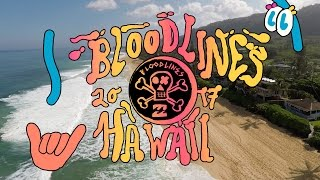 #BillabongBloodlines - Hawaii 2017