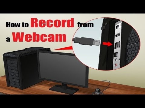 How to Record from a Webcam