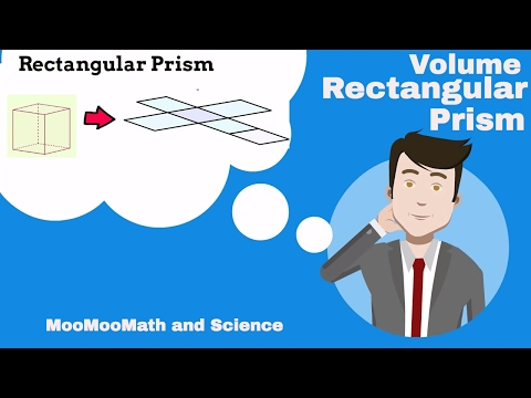 Rectangular Prism Volume Formula