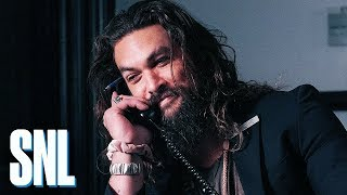 Download SNL Host Jason Momoa Is the Ultimate NBC Page Video