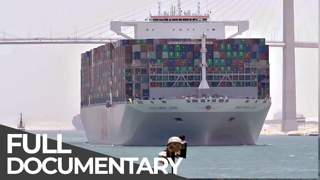 World's Biggest Containership | Mega Transports | Free Documentary