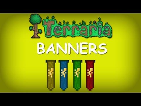 Terraria - Banners