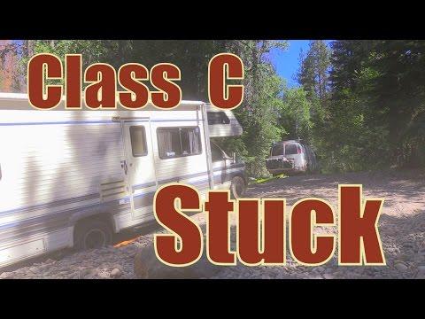 Class C Stuck and Unstuck