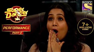 Neha Stands Shocked With Jayshree