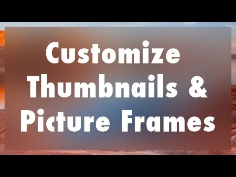 Make YouTube Thumbnails & Picture Frames On Mac