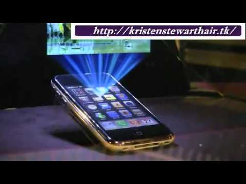 Holographic iPhone 5