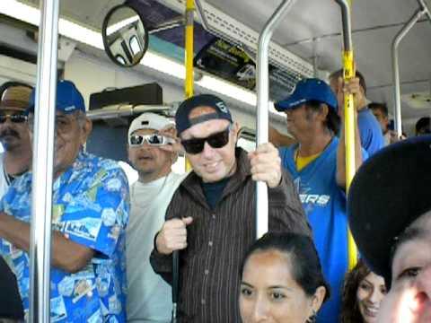 Craziest Bus in Los Angeles