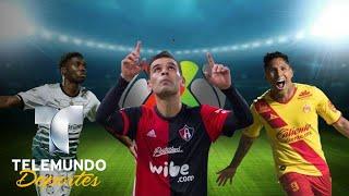 ¡Los vamos a extrañar! No los veremos más en la Liga MX   Liga MX   Telemundo Deportes
