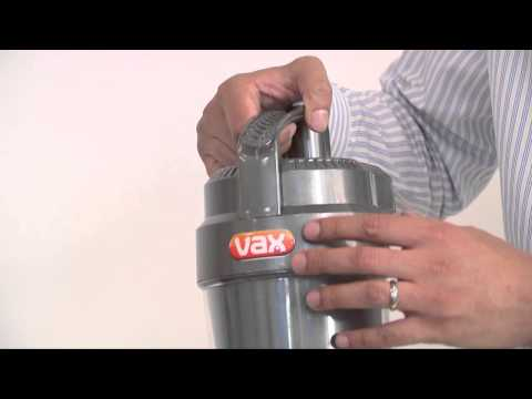 Vax Air Upright Vacuum Cleaner - Let's Get Technical