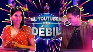 El YouTuber más débil Ep 3 | Su verdadera cara salió a la luz