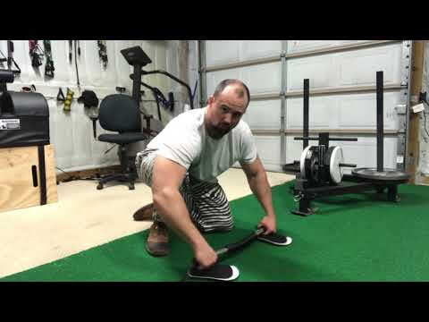 Pec Dec Substitute with Power Twister and Sliders