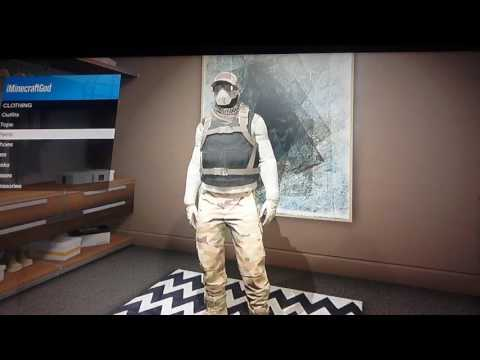 How to make your clothes look cool in gta