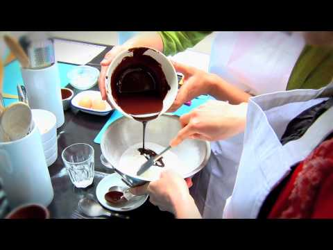 How to make chocolate fondant puddings (Art of Puddings)