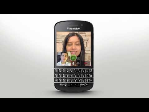Making Calls: BlackBerry Q10 - Official How To Demo