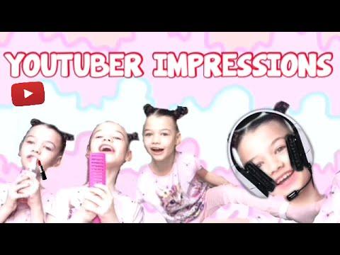 Youtuber Impressions| Heyitstal
