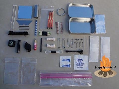 Bushbender Pocket Survival Kit: Best altoids kit yet?