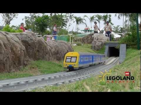 Legoland Malaysia - Miniland's Railway