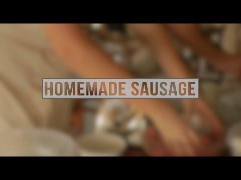 How to make homemade boerewors