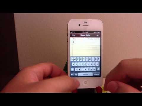 Habilitando Emoticons (carinhas) no teclado do iPhone ou iPad