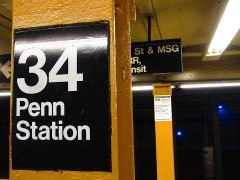 34th St Penn Station Subways To See Big Station Enhancements