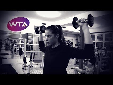 Teodora Djokic | Tennis Strength and Conditioning | Dalibor Danicic