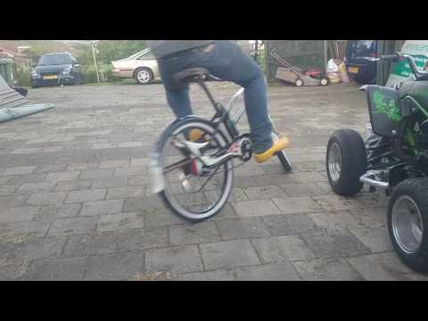 Swingbike diy homemade build