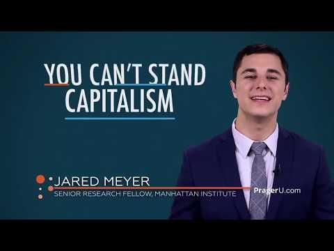 Por qué amas el Capitalismo