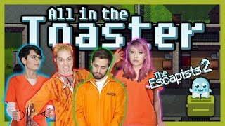 Prison Bonding In The Escapists 2 [All In The Toaster]