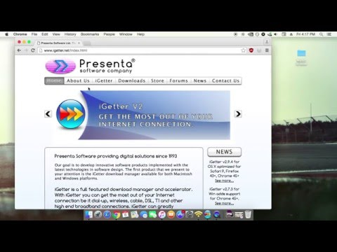 IDM Alternative For Mac OSx