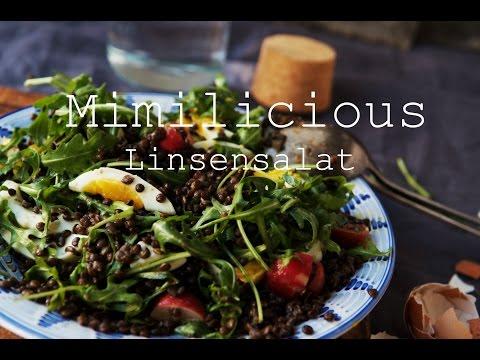 Linsensalat, Einfach, Vegetarisch, MIMILICIOUS!!!
