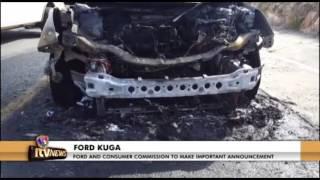 FORD KUGA 16 Jan 2017