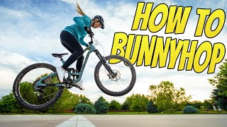 Better Bunny Hops In 1 Day - How To Bunny Hop