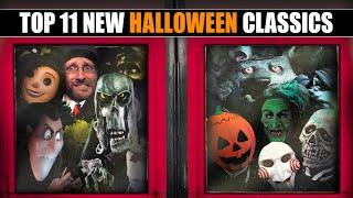 Download Top 11 New Halloween Classics - Nostalgia Critic Video