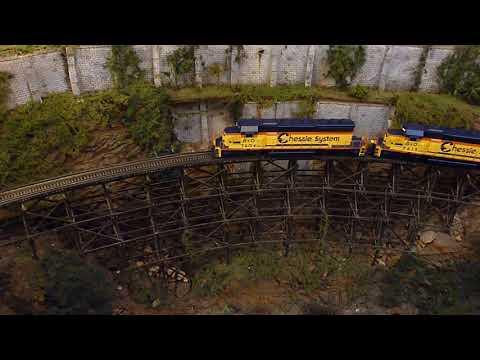 Schuylkill Valley Model Railroad Club Open House 2017