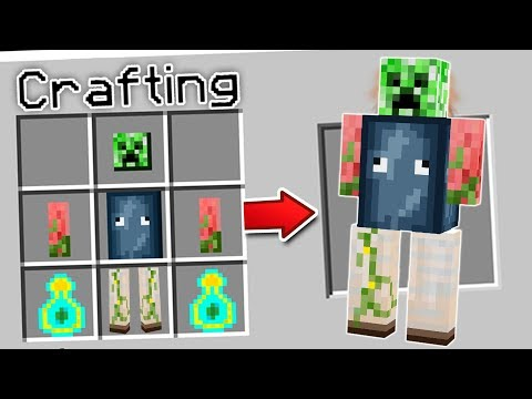 CRAFTING THE STRONGEST MOBS IN MINECRAFT!!