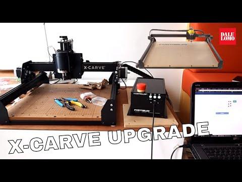 Review X-Carve DIY UPGRADE Kit