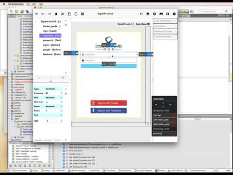 Making Responsive UI In Codename One GUI Builder
