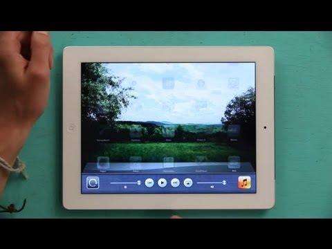 Setting Up an AirPlay on an iPad : iPad Tutorials