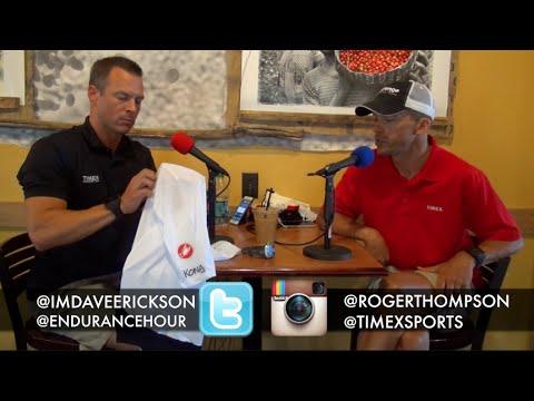 Strategies to Beat the Heat: Ironman Triathlon Racing with Dave Erickson, Roger Thompson