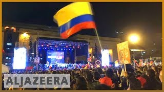 🇨🇴 Colombia elections: Voters head to polls to elect new president | Al Jazeera English